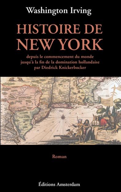 """Résultat de recherche d'images pour """"Washington Irving, Histoire de New York"""""""